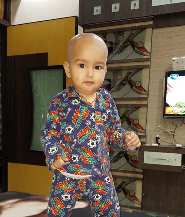 Madhuri Mom of a 1 yr 5 m old boy6 months ago